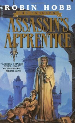 Book cover Assassin's Apprentice (The Farseer Trilogy, Book 1)