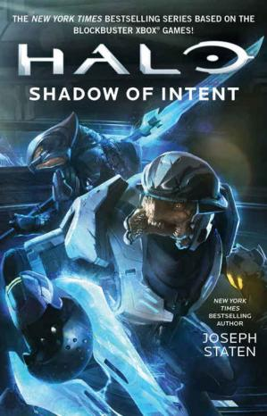 Sampul buku HALO: Shadow of Intent