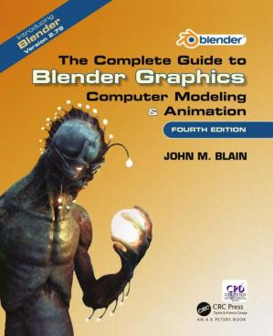 غلاف الكتاب The Complete Guide to Blender Graphics