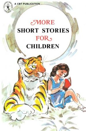 Book cover More Short Stories for Children