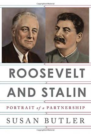 Copertina Roosevelt and Stalin : portrait of a partnership