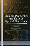 A capa do livro Physical Properties and Data of Optical Materials (Optical Science and Engineering, 125)