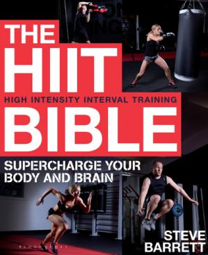 Copertina The HIIT Bible Supercharge Your Body and Brain