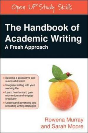 Book cover The Handbook of Academic Writing