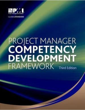 Book cover Project manager competency development framework