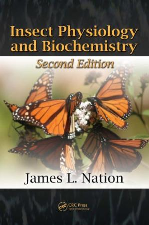Book cover Insect Physiology and Biochemistry, Second Edition