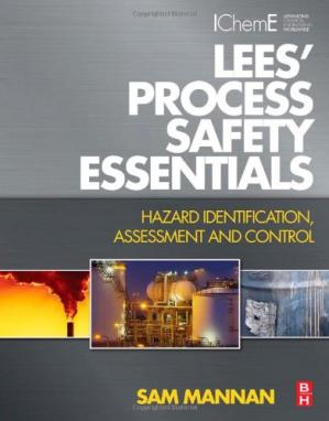 Copertina Lees' Process Safety Essentials. Hazard Identification, Assessment and Control