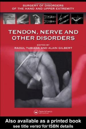 Sampul buku Nerve Tendon and Other Disorders (Surgery of Disorders of the Hand and Upper Extremity)