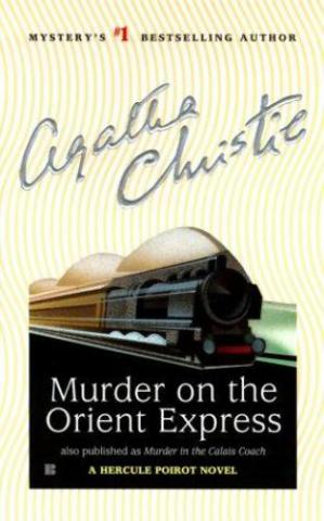 Book cover Murder on the Orient Express: A Hercule Poirot Mystery