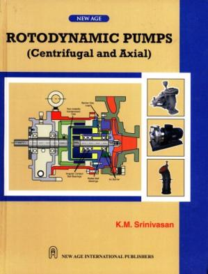 Copertina Rotardynamic Pumps: Centrifugal and Axial
