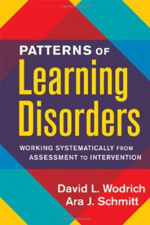Portada del libro Patterns of Learning Disorders: Working Systematically from Assessment to Intervention (The Guilford School Practitioner Series)