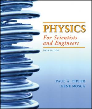Book cover Physics for Scientists and Engineers with Modern Physics (extended version)