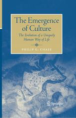 Korice knjige The Emergence of Culture: The Evolution of a Uniquely Human Way of Life