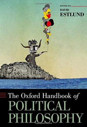 Book cover The Oxford Handbook of Political Philosophy