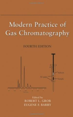 Book cover Modern Practice Of Gas Chromatography