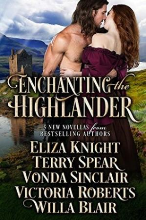 Book cover Enchanting the Highlander