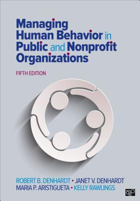 Book cover Managing Human Behavior in Public and Nonprofit Organizations