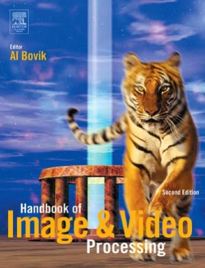 Couverture du livre «Handbook of Image and Video Processing»