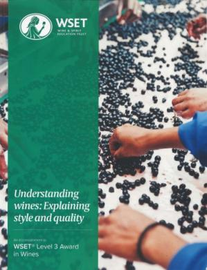 Book cover Understanding Wines: Explaining Style and Quality