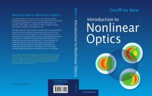 Book cover Introduction to Nonlinear Optics