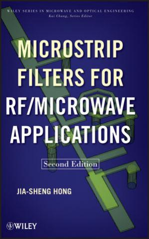 Okładka książki Microstrip Filters for RF/Microwave Applications, Second Edition