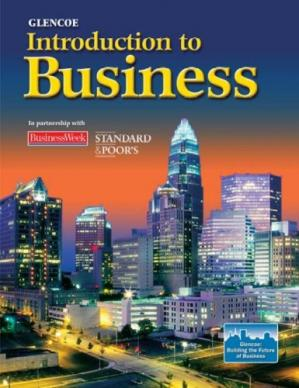 Book cover Introduction to Business, Student Edition