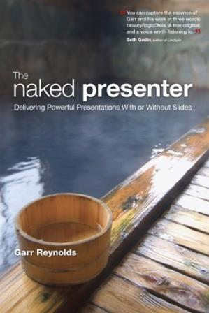Copertina The Naked Presenter: Delivering Powerful Presentations With or Without Slides (Voices That Matter)