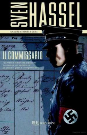Book cover Il Commissario