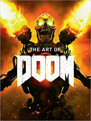 Book cover The Art of DOOM