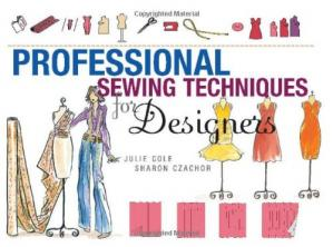 表紙 Professional Sewing Techniques for Designers