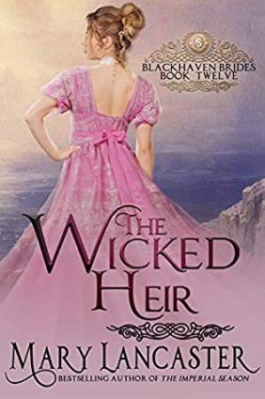 Book cover The Wicked Heir