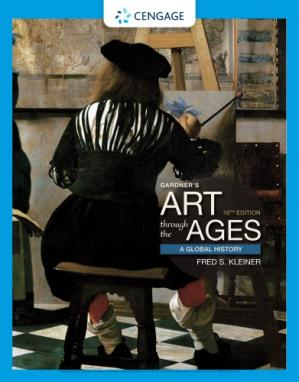Обкладинка книги Gardner's Art Through the Ages: A Global History