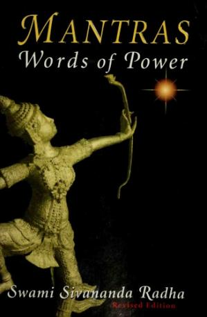 Copertina Mantras: Words Of Power
