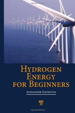 Kitabın üzlüyü Hydrogen Energy for Beginners