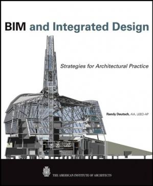 A capa do livro BIM and Integrated Design: Strategies for Architectural Practice