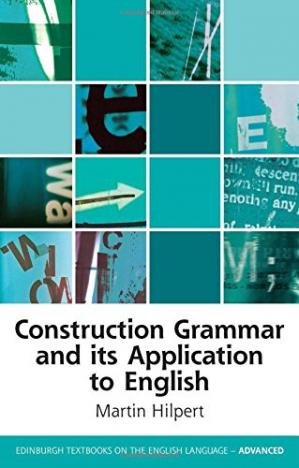 Book cover Construction grammar and its application to English