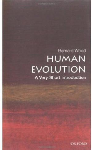 Book cover Human Evolution .A Very Short Introduction