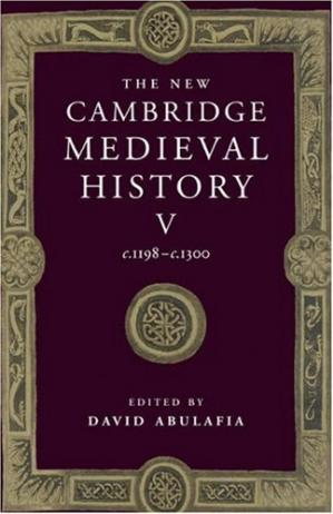 Portada del libro The New Cambridge Medieval History, Vol. 5: c. 1198-c. 1300