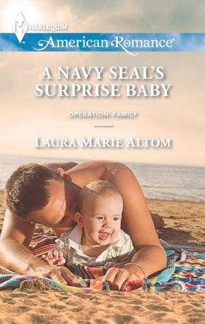 Book cover A Navy SEAL's Surprise Baby