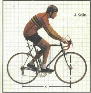 Book cover The custom bicycle: buying, setting up, and riding the quality bicycle