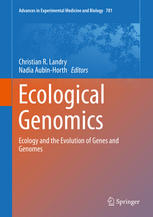 Couverture du livre Ecological Genomics: Ecology and the Evolution of Genes and Genomes