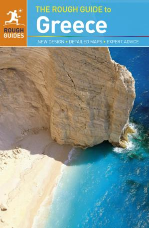 Book cover The Rough Guide to Greece