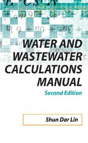 Book cover Water and Wastewater Calculations
