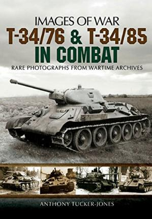Book cover T-34: The Red Army's Legendary Medium Tank