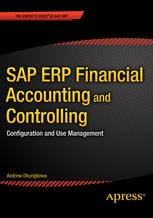 表紙 SAP ERP Financial Accounting and Controlling: Configuration and Use Management