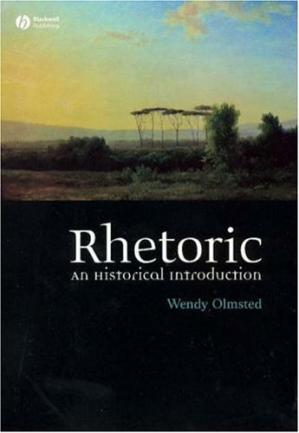 Book cover Rhetoric: An Historical Introduction