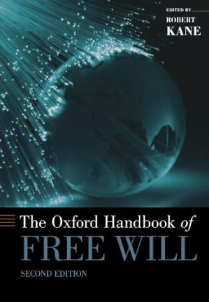 Book cover The Oxford Handbook of Free Will