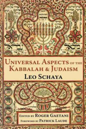 Book cover Universal Aspects of the Kabbalah and Judaism