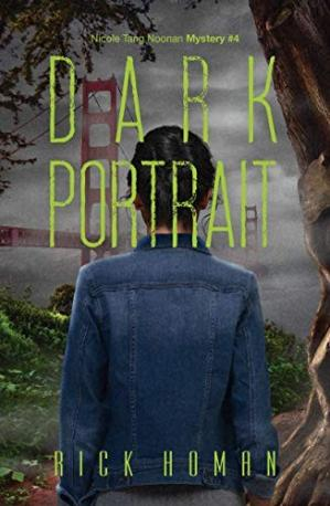 Book cover Dark Portrait