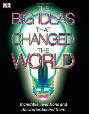 A capa do livro The Big Ideas That Changed the World